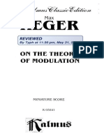 [METODOS] On the Theory of Modulation - Max Reger.pdf