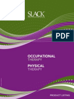 30212464 Occupational and Physical Therapy
