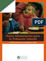 Guía para la Nutrición Infantil-parte 2