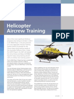 Rau Heli Training Article