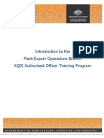 Aao Training