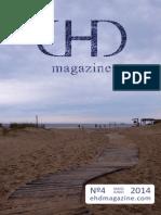 EHD magazine NÚMERO 4 - MAYO Y JUNIO 2014