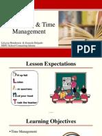 z delgado lesson5 studyskills  timemanagement