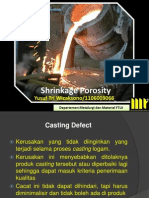 Shrinkage Porosity_yusuf Tri Wicaksono_1106009066