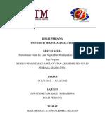 Paperwork Pemantapan JKM 2012