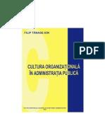 122468341 Cultura Organizationala