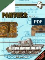 PzKpfw.V Panther Vol.4