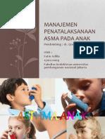 Asthma Anak