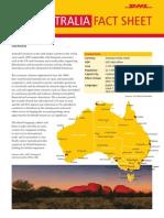 Exporting to Australia