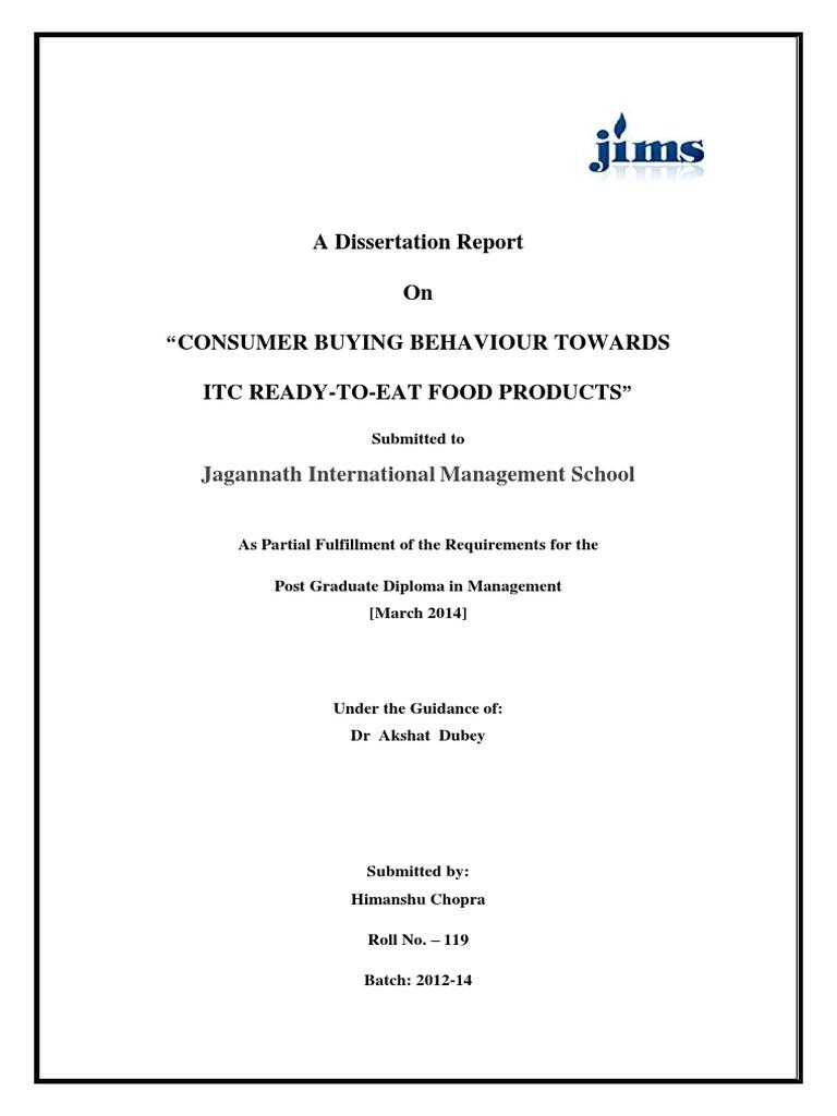 market-penetration-strategy-dissertation