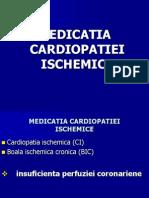 Medicatia antianginoasa 2013