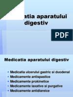Medicatia Aparatului Digestiv - Copy