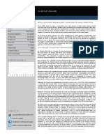 Duomo Capital Research IG Group (IGG.lse) 29.04.2014