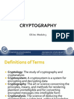 OS Cryptography
