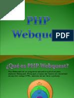 PHP Webquest