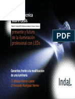 Garantías frente a la modificación  de una luminaria