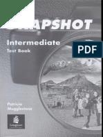 Snapshot Inter TestBook
