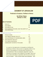 70 AD_ the Judgement of Jerusalem by by William Patton