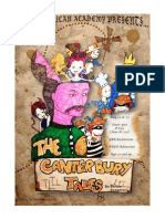 canterbury tales poster