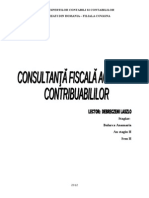 Anul II - Fiscalitate 2012