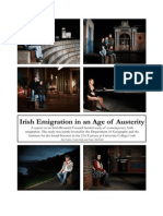 Irish Emigration in an Age of Austerity