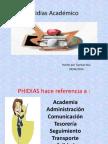 phidias acadmico