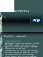 New Normaliztion