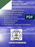 8 Soeprapti MH Geopolitik Indonesia