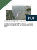 Waterfalls of Kerala, Munnar Tours