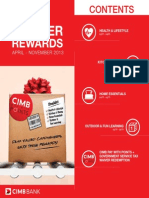 CIMB Member Rewards 2013