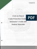 CAPP 50-3 Cadet Protection - 02/15/1997