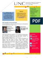 AMUNC Delegate Newsletter Issue 7