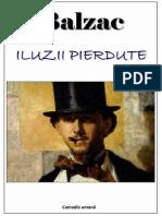 Balzac, Iluzii Pierdute (1)