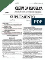 Regulamento Relativo Ao Processo de Avaliação Do Impacto Ambiental