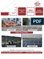 1 MW Breif Proposal