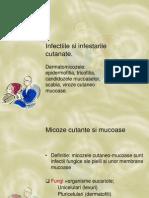 Curs 2 - Epidermofitia, Tricofitia Si Dermatomicozele
