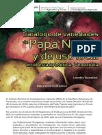 Catalogo de variedades de papa nativa en Mérida, Venezuela