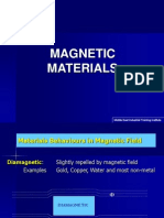 8 - Magnetic Materials