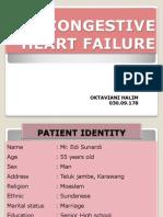 Congestive Heart Disease, ACS, Dm