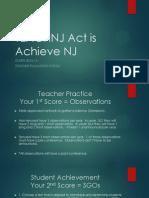 outcome 4-teacher evaluation