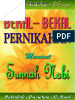 Bekal - Bekal Pernikahan Menurut Sunnah.pdf