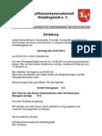EinladungKönigsball2014