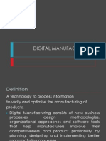 Pom Digital Manufacturing