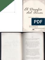 EL DESAFIO DEL AMOR - Atrevete a Amar - Stephen y Alex Kendrick - Libro Cristiano