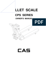 CPS - Owner's Manual With RS-232