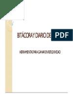 Bitacora y Diario de Campox