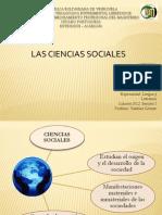Las Ciencias Sociales Laminas Finales