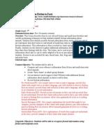 esol modified lesson plan