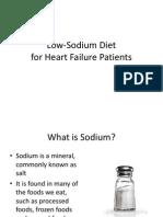 low-sodium diet