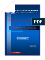 Autómatos Programáveis - Roteiro Prático